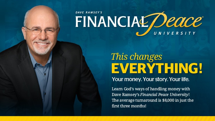 Financial Peace University Changes Everything